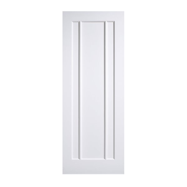 White Lincoln Internal Door - All Sizes
