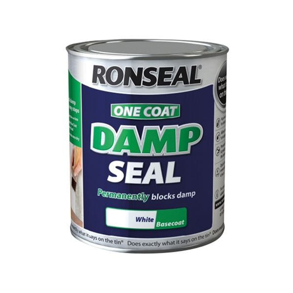 Ronseal Damp Seal 2.5Lt - One Coat