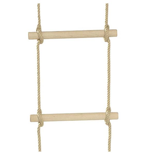 Blue Rabbit Rope Ladder - 5 Rungs