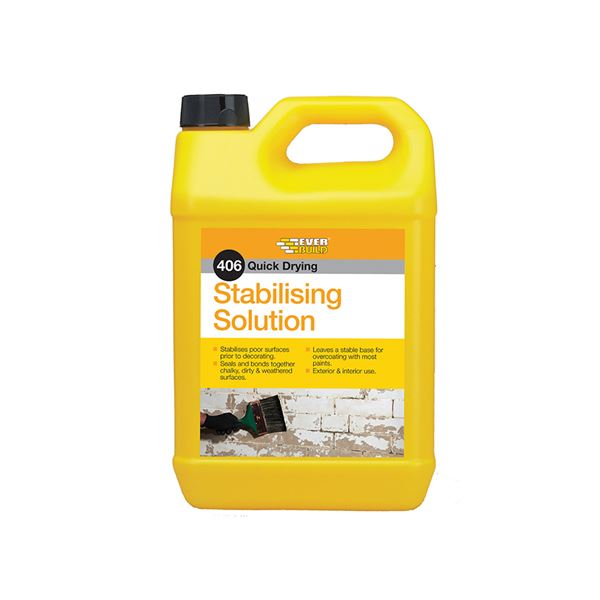 Everbuild 406 - Stabilising Solution 5Lt