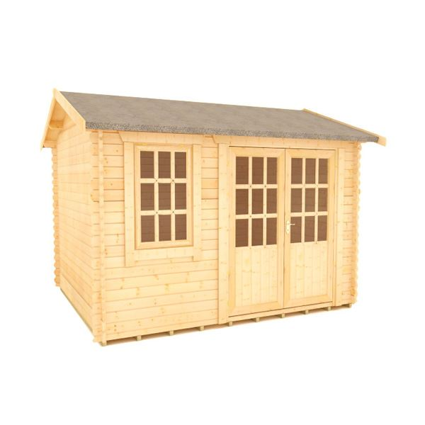 The Persian - 28mm Log Cabin - 14Ft Length x 14Ft Width