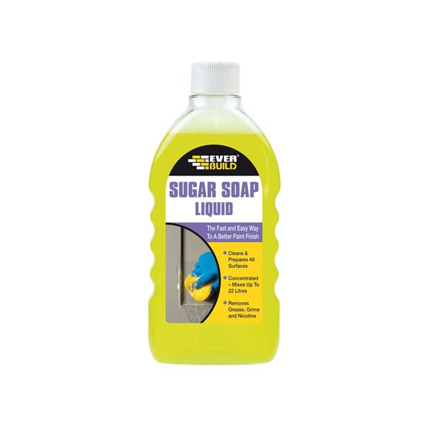 Everbuild Sugar Soap 500ml