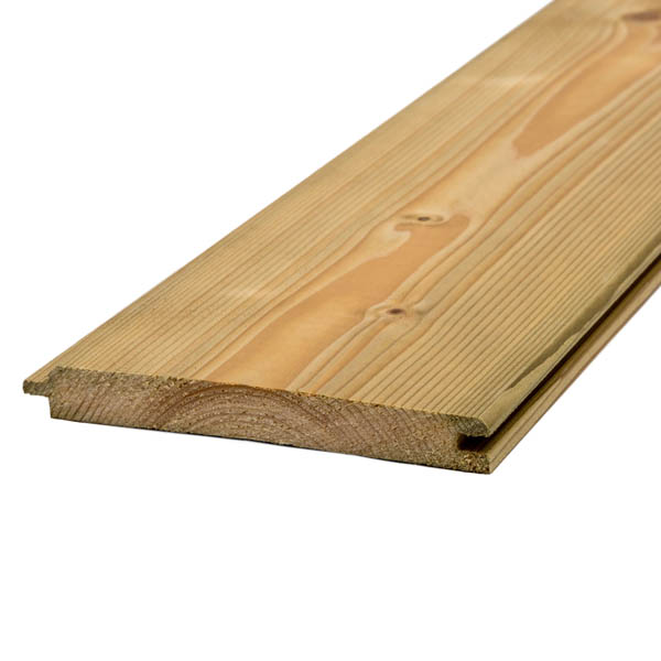 Softwood T&G Floorboard - 25mm x 125mm - Per Metre