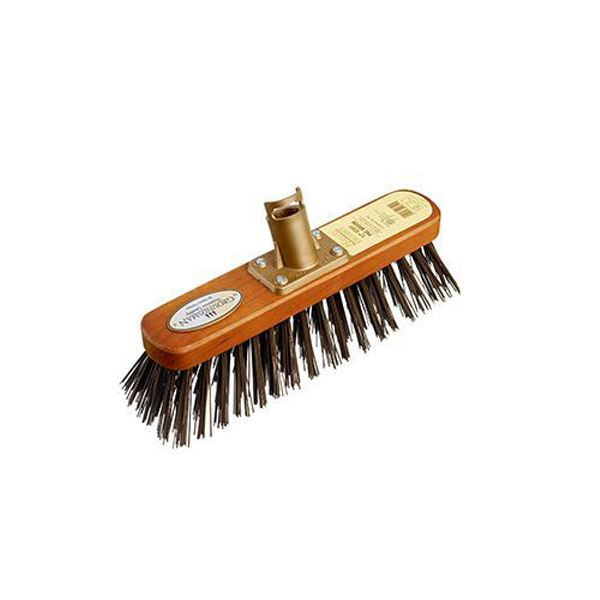 Harris Groundsman Stiff Brush Head - PVC 12""
