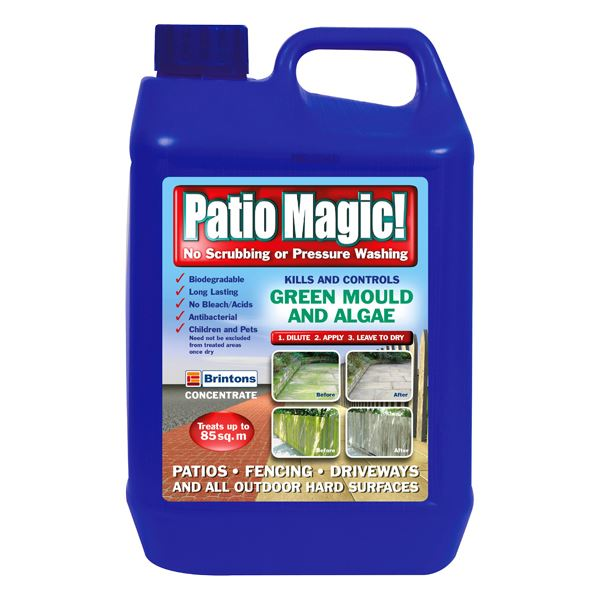 Brintons Patio Magic 2.5Lt