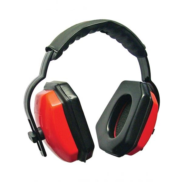 Centurion Ear Defenders - Red