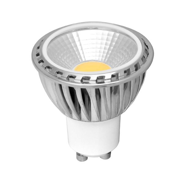 Luceco LED GU10 Lamp - Dimmable - 5 Watt - (Pack of 2)