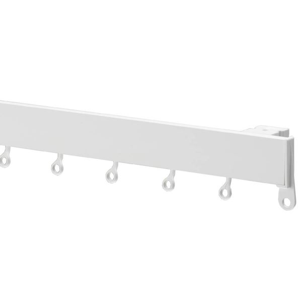 Swish Deluxe - Curtain Track 2.25Mt - (Including Fittings)