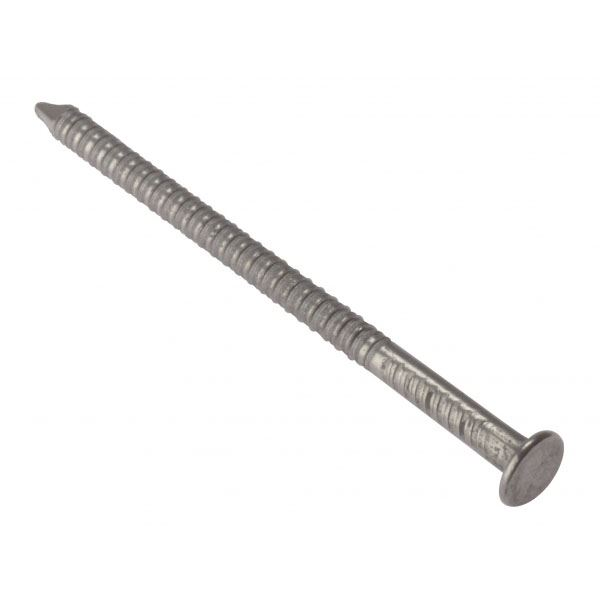 Forgefix Annular Ring Shank Nails - 1Kg x 25mm - (1NLAR25B)