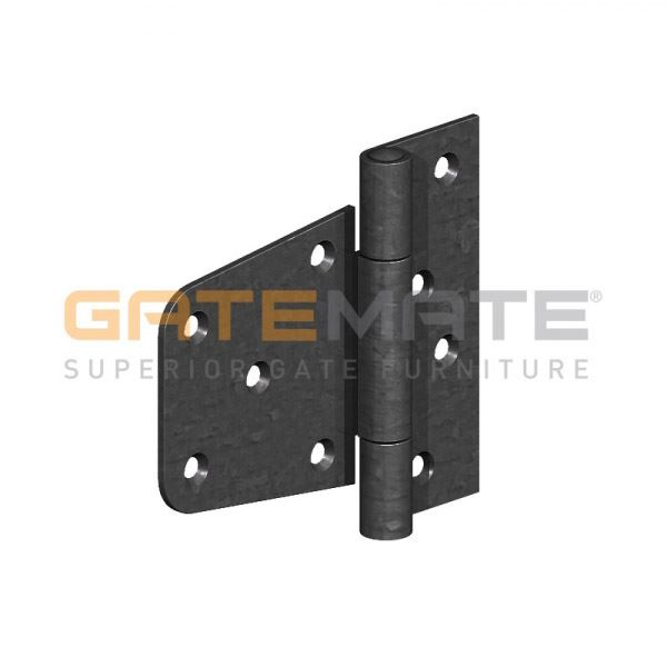 Gate Mate - Offset Hinges 89mm -  Heavy Duty - BZP