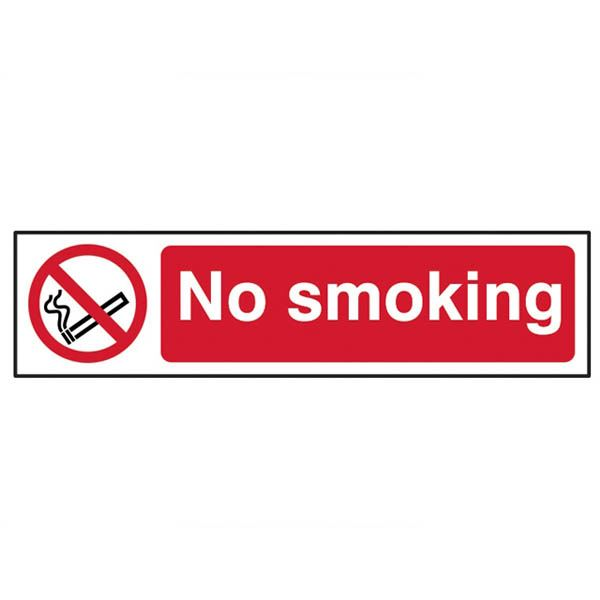 Centurion Sign - No Smoking