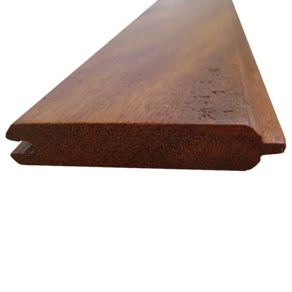 Red Hardwood Cladding - 19mm x 100mm - Per Metre