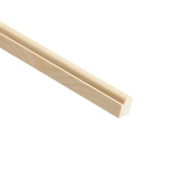Softwood Staffbead - 2.4Mt x 21mm x 15mm - (TM650)