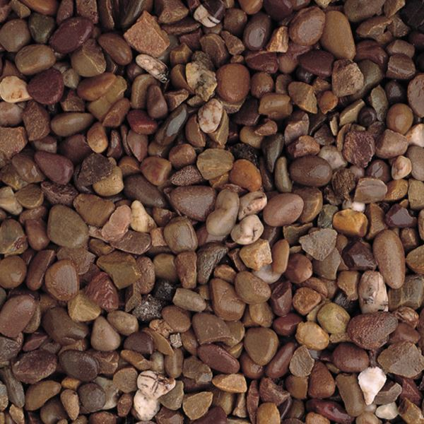 Bulk Bag Of Brown & Cream Chippings