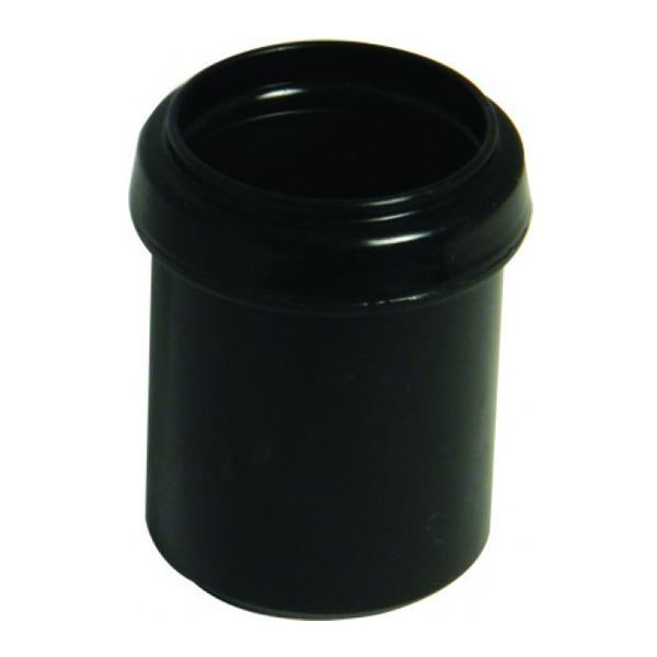Waste Pipe Reducer - 40mm / 32mm - Black