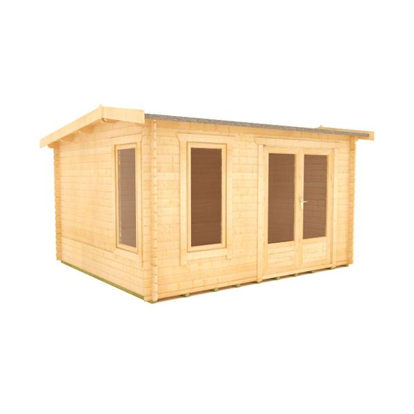 The Lavinia - 28mm Log Cabin - 12Ft Length x 12Ft Width