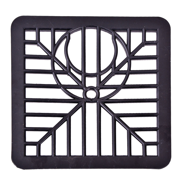 Gully Grid 150mm - Square Plastic - (PA203L)