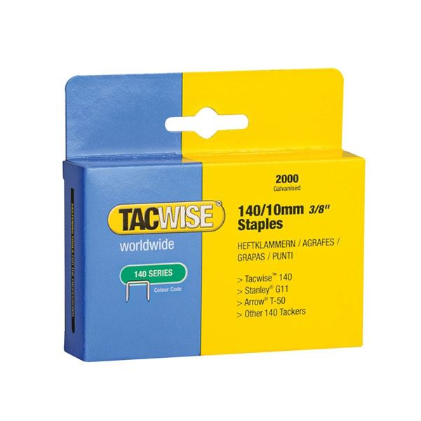 Tacwise Staples 12mm - 140 Series - (2000)