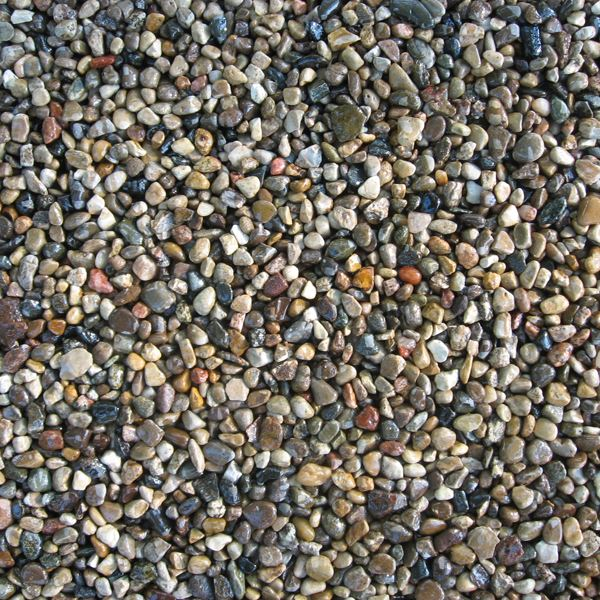 Bulk Bag - Pea Gravel 10mm