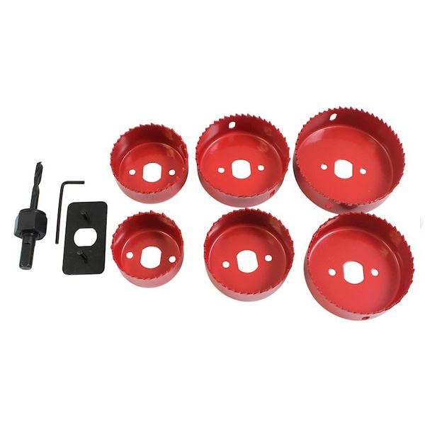 Dekton Downlight Installation Kit - (9Pc Set)