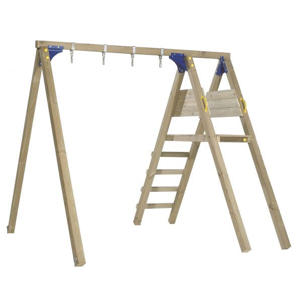 Blue Rabbit Deckswing Basic - (Excluding Timber)