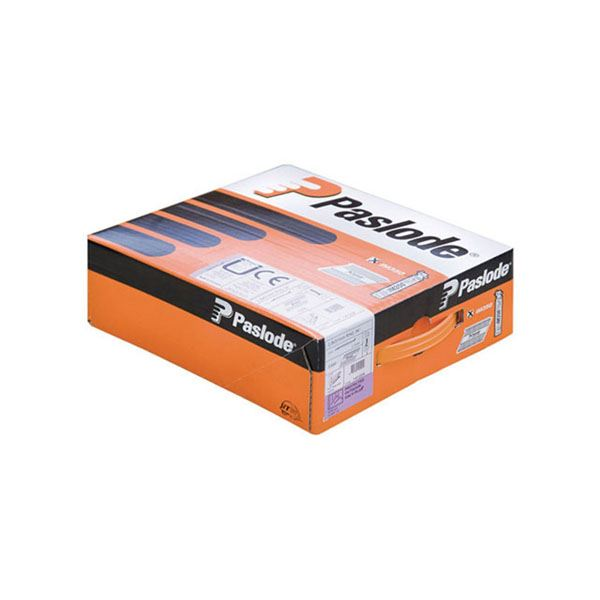 Paslode Angled Brad Nails - Galvanised - F16 x 63mm - (300274)
