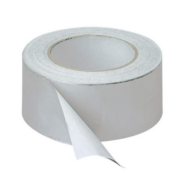 PVC Duct Sealing Tape - 50mm x 4.6Mt - (9V123-4WH)