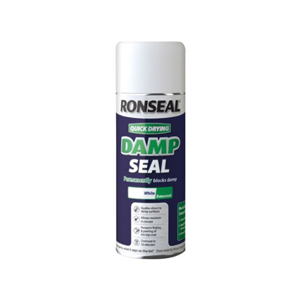 Ronseal Damp Seal 400ml - Spray