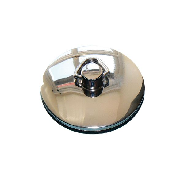 "Bath & Sink Plug 1 3/4"" - Chrome - (9BSP134C)"