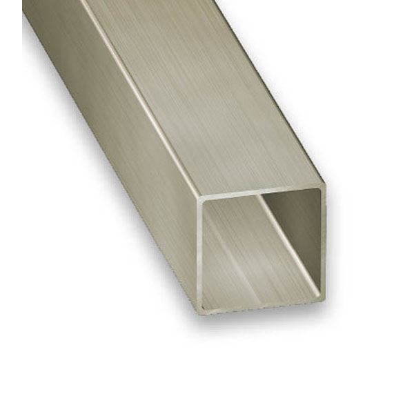 CQFD Steel Square Tube - 1Mt x 20mm x 20mm x 1.2mm