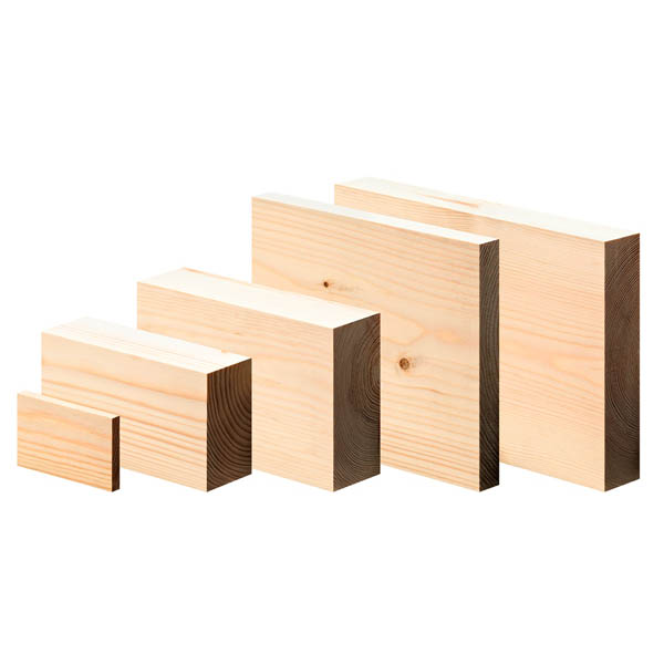 Softwood PSE - 50mm x 75mm - Per Metre