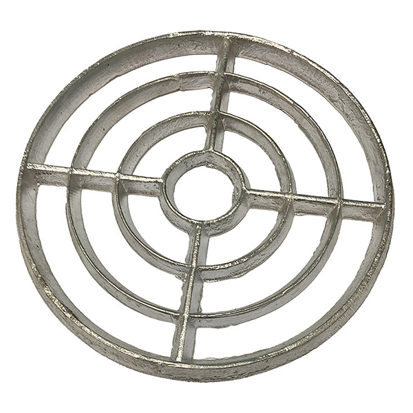 Alloy Grate - Round - 150mm