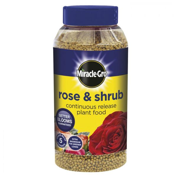 Miracle-Gro Plant Food 1Kg - Rose & Shrub
