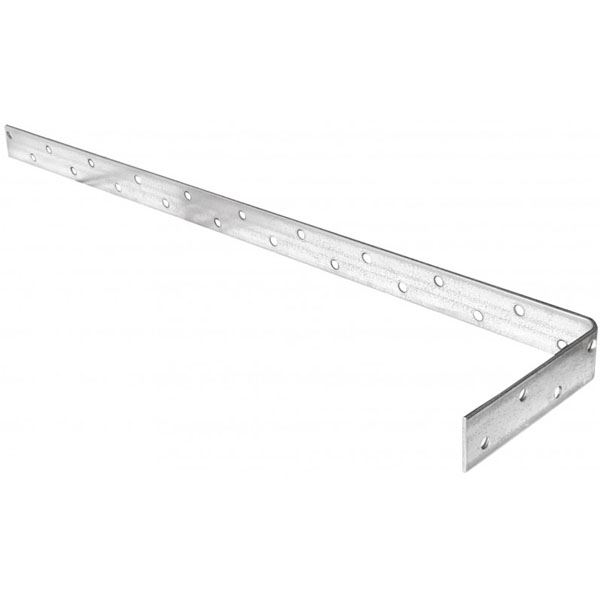 Galvanised Strap - Heavy Duty - 900mm x 100mm - Bent
