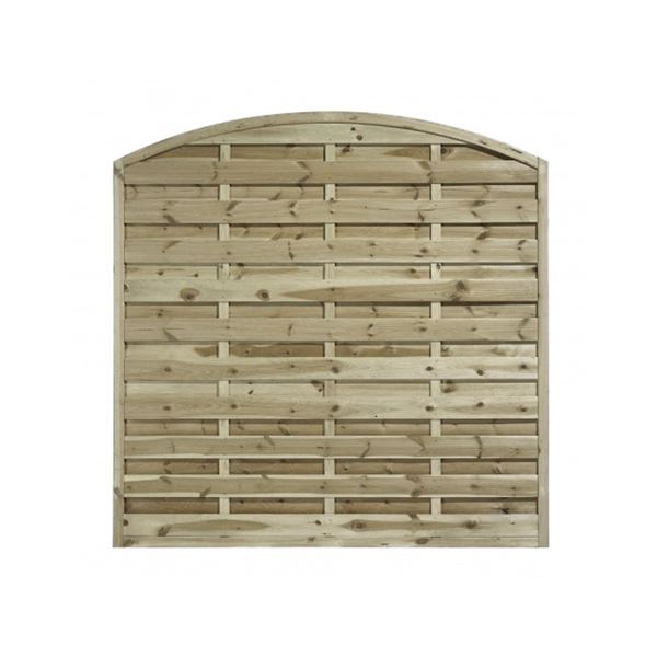 Arched Horizontal Panel - 1.8Mt x 1.8Mt