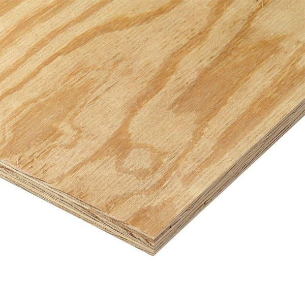 Sheathing Plywood - 18mm x 8Ft x 4Ft