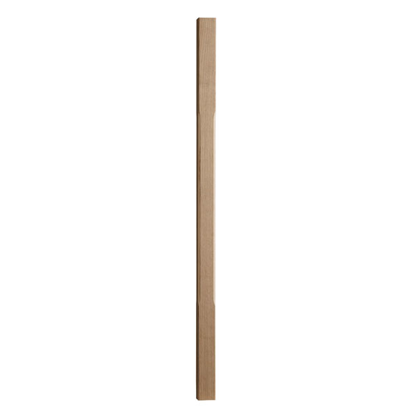 Oak Spindle - Stop Chamfer - 32mm