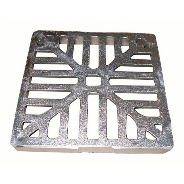 Alloy Grate - Square - 225mm x 225mm