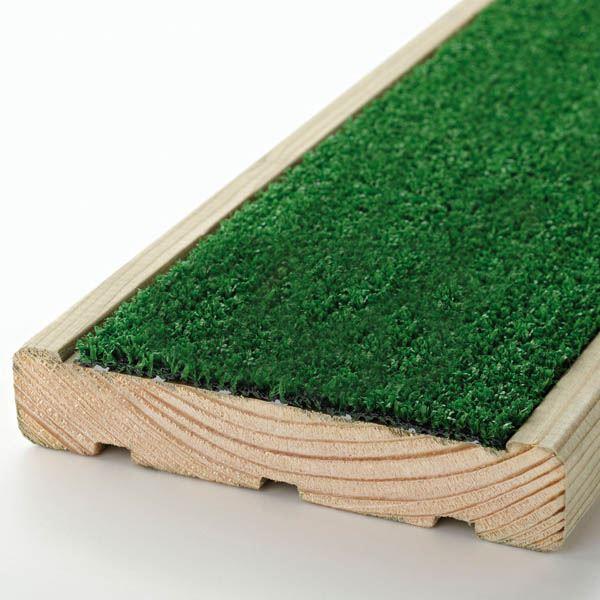 Artificial Grass Decking Board