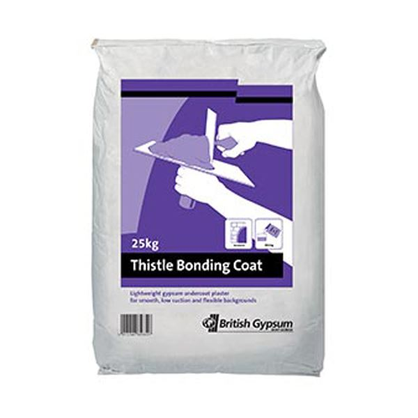 Bonding Plaster 25Kg