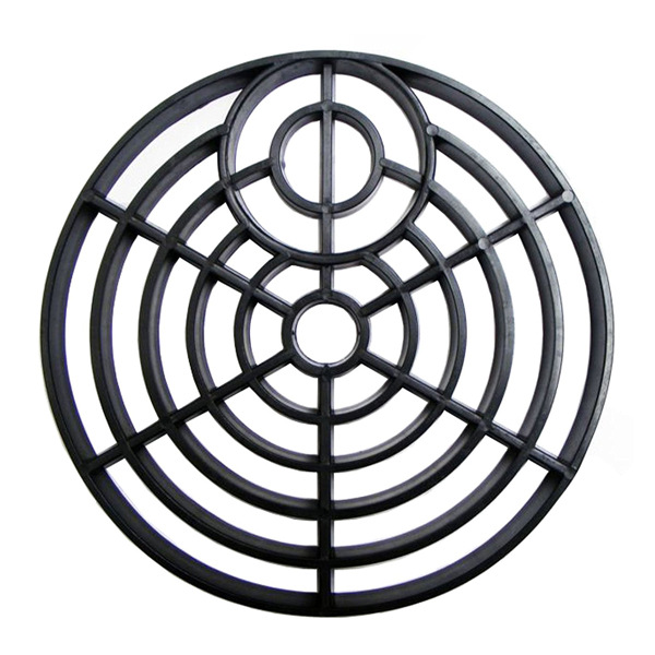 Gully Grid 150mm - Round Plastic - (PA201L)