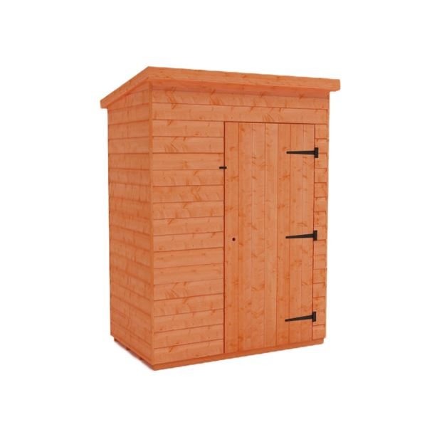 Tiger Premium Toolshed - 5Ft Length x 3Ft Width