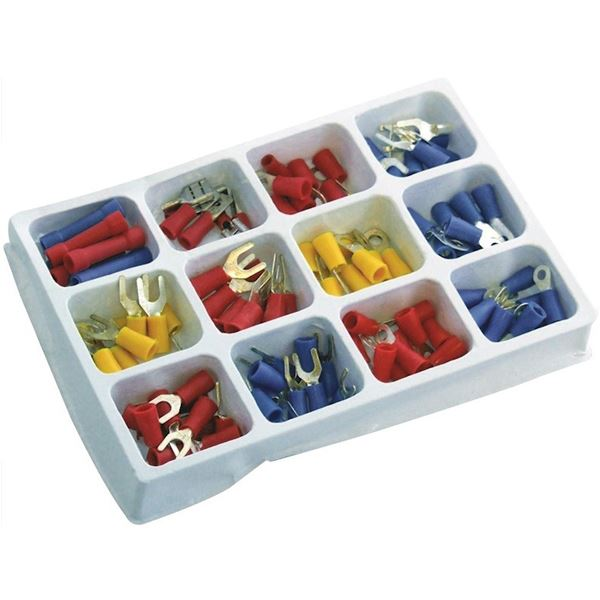 Am-Tech Crimp Terminals Set (100pc)