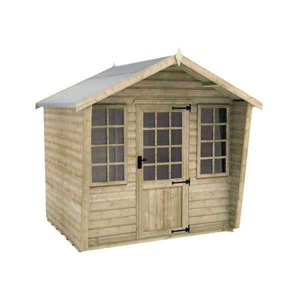 Tiger Elite Escape - Pressure Treated - 8Ft Length x 10Ft Width
