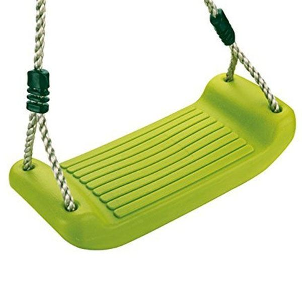 KBT Plastic Blow Moulded Swing Seat - Green